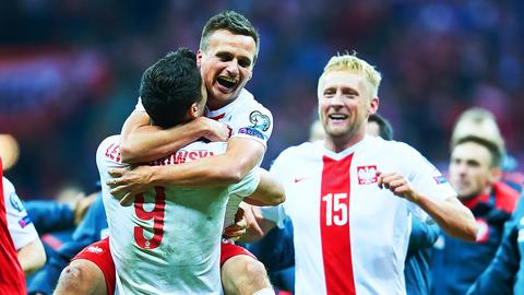 Lich thi dau Euro 2016 - Tuyen Ba Lan hinh anh
