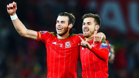 Lich thi dau Euro 2016 va doi hinh - Tuyen Wales hinh anh