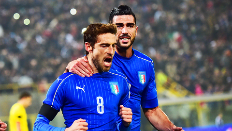 Lich thi dau Euro 2016 - Tuyen Italy hinh anh