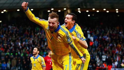 Lich thi dau Euro 2016 - Tuyen Ukraine hinh anh
