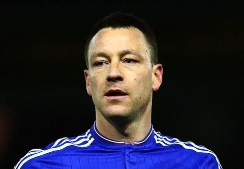 John Terry ky hop dong moi voi Chelsea hinh anh