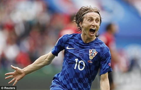 highlights croatia vs tho nhi ky hinh anh
