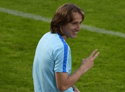 highlights croatia vs tay ban nha hinh anh