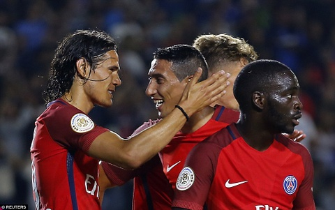 Highlights PSG 4-0 Leicester hinh anh