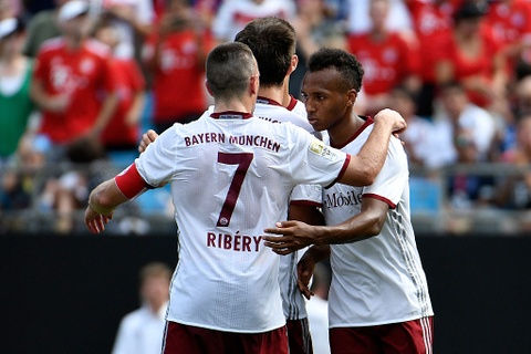 Highlights Bayern Munich 4-1 Inter Milan hinh anh
