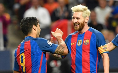 ty so barcelona vs leicester hinh anh