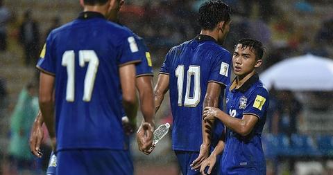 highlights nhat ban vs thai lan hinh anh