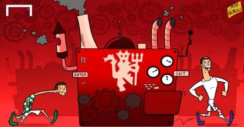 Hi hoa chu cho Messi me Real, gam nat ao Barca hinh anh 1