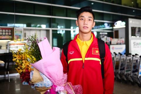 Thu quan U19 Viet Nam ke chuyen an uong o Bahrain hinh anh