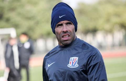 Doi cua Tevez thua sap mat tai AFC Champions League hinh anh