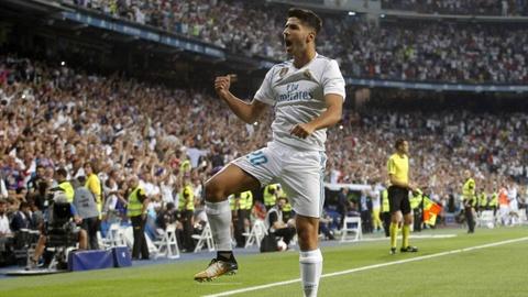 Marco Asensio, nguoi mang dinh menh ke thua Ronaldo hinh anh 1
