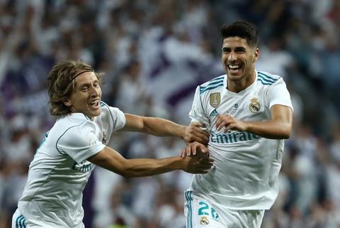 Marco Asensio, nguoi mang dinh menh ke thua Ronaldo hinh anh 2