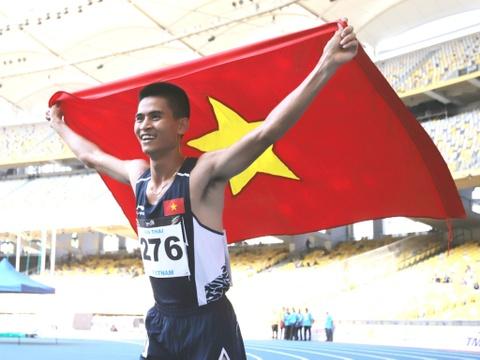 Nhat ky SEA Games: Thai Lan lai 'de' U22 Viet Nam hinh anh 5