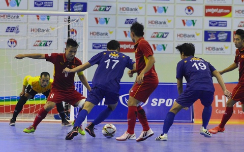 Con giau bai, DT futsal Viet Nam van huy diet Philippines 24-0 hinh anh 9
