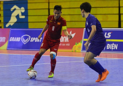 Con giau bai, DT futsal Viet Nam van huy diet Philippines 24-0 hinh anh 6