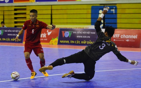 Con giau bai, DT futsal Viet Nam van huy diet Philippines 24-0 hinh anh 8