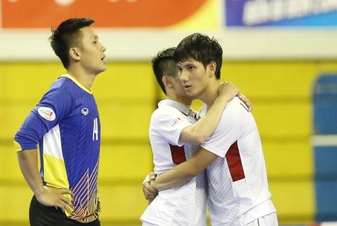Myanmar gieo them sau cho futsal Viet Nam ngay tren san nha hinh anh