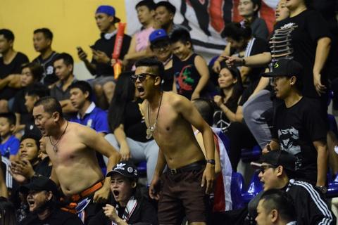 CDV Thai Lan quay tung bung o giai futsal Dong Nam A hinh anh 5