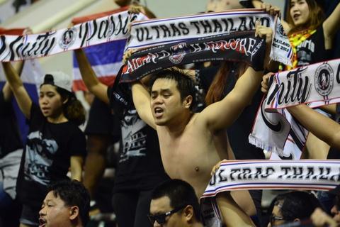 CDV Thai Lan quay tung bung o giai futsal Dong Nam A hinh anh 6