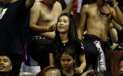 CDV Thai Lan quay tung bung o giai futsal Dong Nam A hinh anh 2