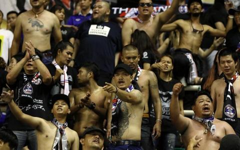 CDV Thai Lan quay tung bung o giai futsal Dong Nam A hinh anh 1