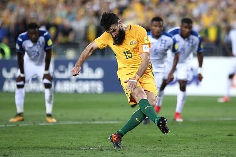 Cuu sao Premier League giup Australia gianh ve du World Cup hinh anh 4