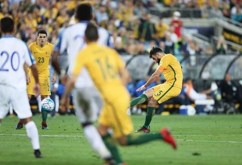 Cuu sao Premier League giup Australia gianh ve du World Cup hinh anh 3