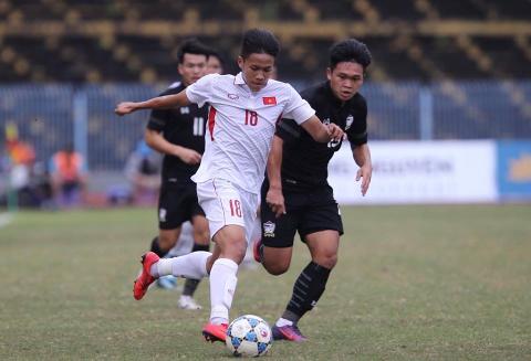 U19 Viet Nam lo co hoi thang U21 Thai Lan vi quen loi HLV hinh anh