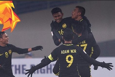 'U23 Malaysia da day cho Thai Lan cach thanh cong' hinh anh