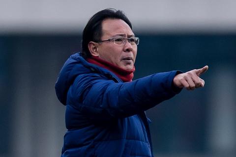 HLV U23 Malaysia tuyen bo se tao bat ngo truoc Han Quoc hinh anh