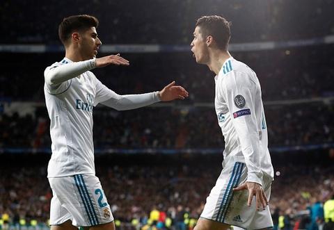 Ronaldo rat hay, nhung tuong lai thuoc ve Asensio hinh anh