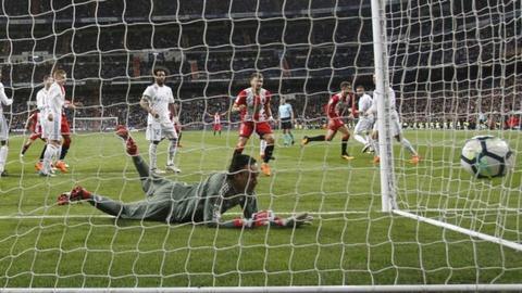 Ronaldo tuyet voi khong lap duoc ho den cua Real Madrid hinh anh