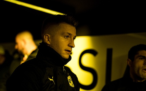 Man trinh dien an tuong cua Marco Reus truoc Real Madrid hinh anh