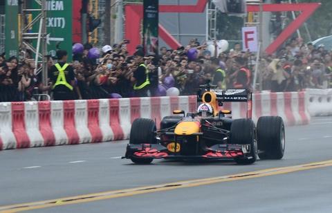 Giai dua xe F1 noi tieng buoc dau 'chao san' Viet Nam? hinh anh