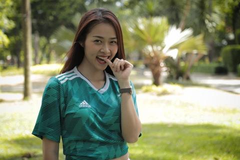 Hotgirl Diep Bao Ngoc chi ra cai ten tai nang nhat o tuyen Duc hinh anh