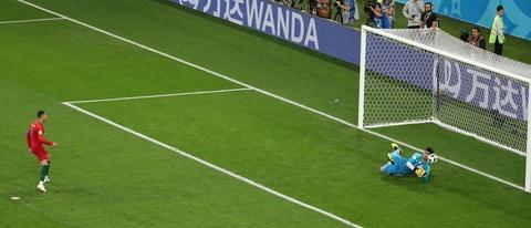 Thu mon Iran can penalty cua Ronaldo: Tu ke lang thang den dem ky dieu hinh anh 1