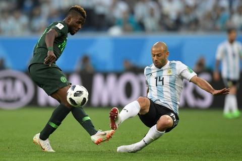 Argentina - Ke an may dac biet cua World Cup 2018 hinh anh 3