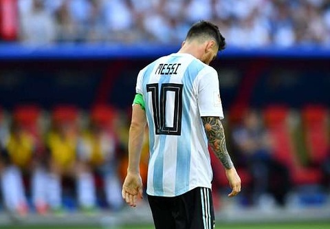DT Argentina luy Messi den bao gio? hinh anh 6
