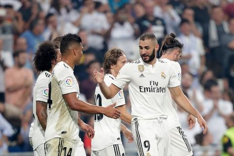 Thoi hau Ronaldo, Real Madrid dang da kieu Barca hinh anh