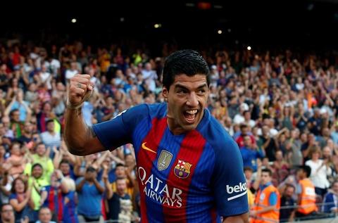 Dau roi nanh vuot cua Luis Suarez? hinh anh