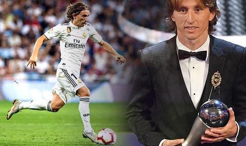 Luka Modric - chang trai thap be lam chuyen phi thuong hinh anh