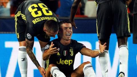 Juventus can mot Ronaldo khong biet khoc hinh anh