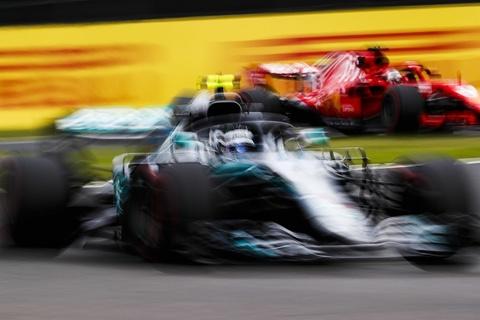 Giai dua xe F1 - mon the thao khong danh cho ke yeu tim hinh anh