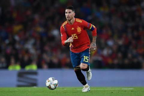Sergio Ramos tu tin thai qua va khong mong duoc nho la hau ve hinh anh 1