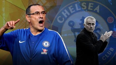 Jose Mourinho rat gioi, nhung gio la thoi cua Sarri hinh anh