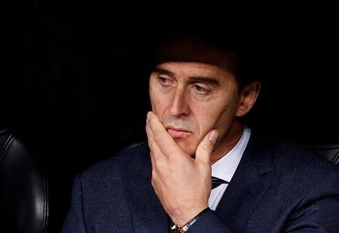 Lua cong than Real Madrid lam lo khi thay HLV Lopetegui mat viec hinh anh