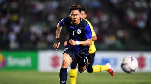 Thêm cầu thủ Campuchia đòi chia tay đội tuyển quốc gia