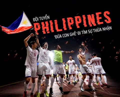 Doi tuyen Philippines - 'dua con ghe' di tim su thua nhan hinh anh 1