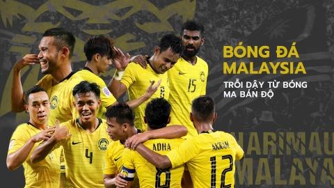 Bong da Malaysia troi day tu bong ma ban do hinh anh 2
