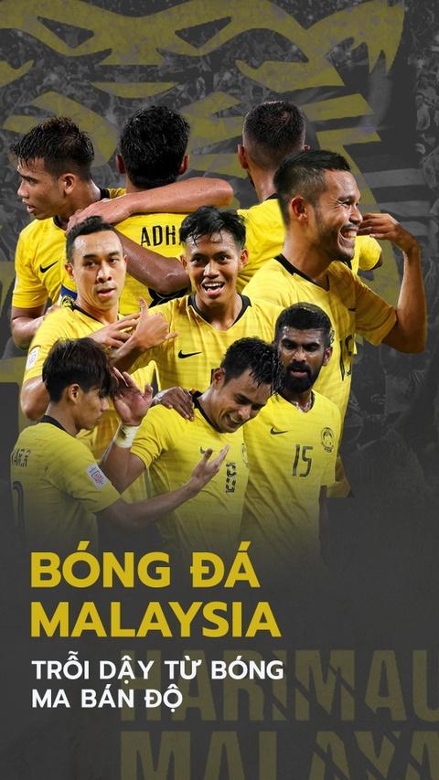 Bong da Malaysia troi day tu bong ma ban do hinh anh 1